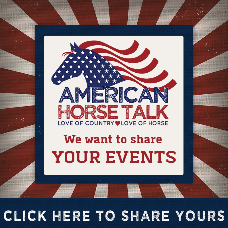 american horse talk events