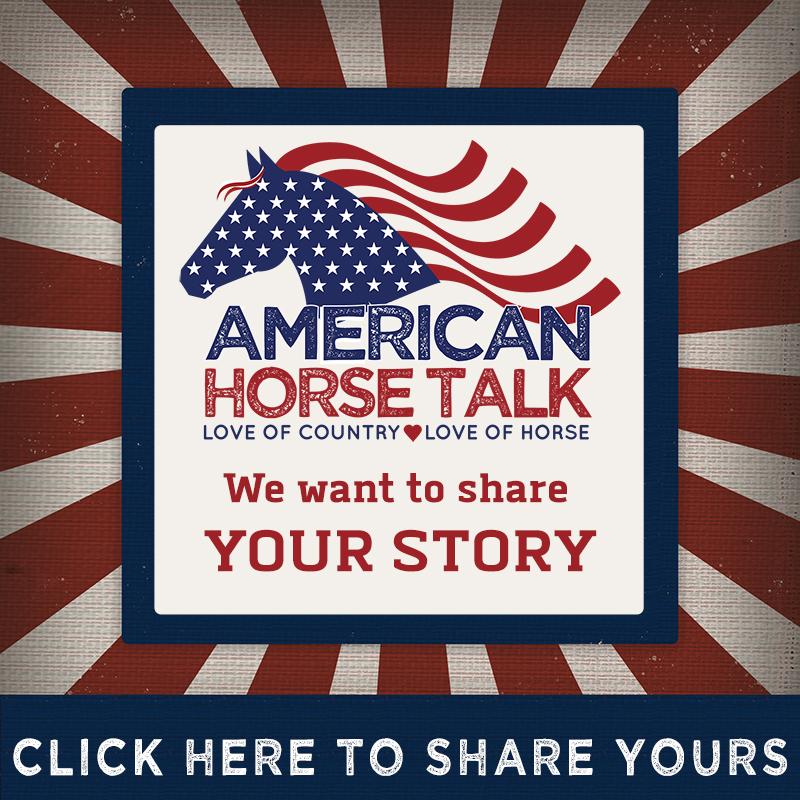 american horse talk story