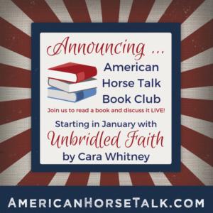 American Horse Talk Book Club