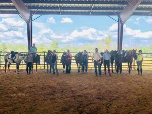 Scott Purdum Advantage Horsemanship - Fast Track Clinic @ Shiloh Farms