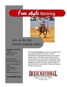 Dixie National Quarter Horse Show