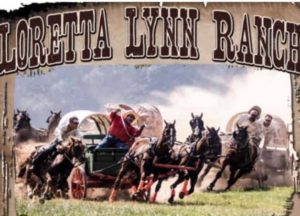 Loretta Lynn Chuckwagon Races
