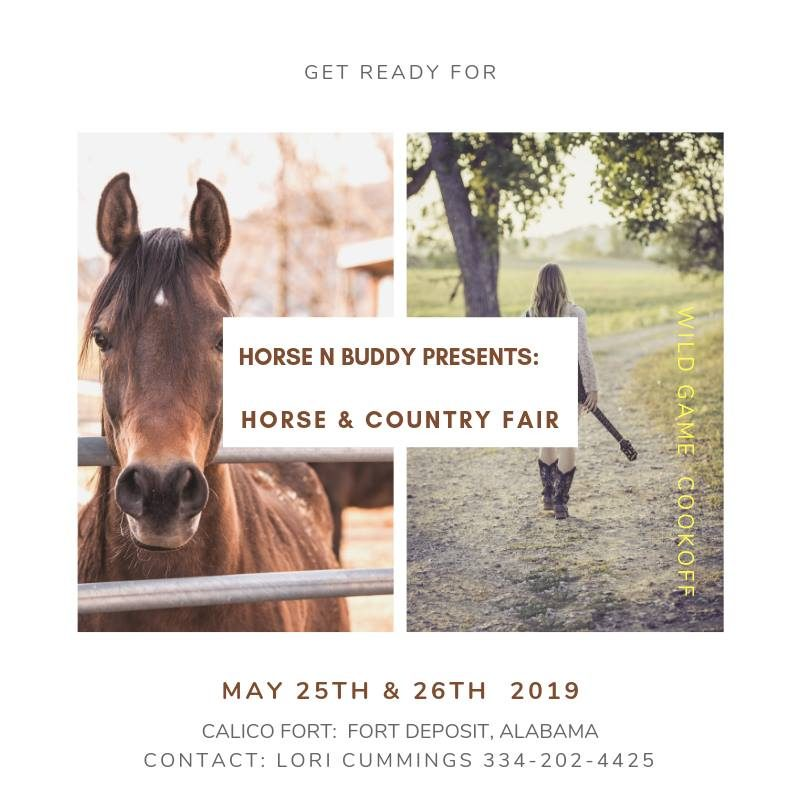 Horse and Country Fair